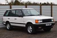 USED 1997 P LAND ROVER RANGE ROVER 4.0 SE 5d AUTO 188 BHP FSH ULTRA LOW MILEAGE 2 OWNERS