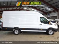 """USED 2016 16 FORD TRANSIT 2.2 350 HI ROOF 125 BHP EX LWB JUMBO VAN -ONE OWNER """"YOU'RE IN SAFE HANDS"""" - AA DEALER PROMISE"""