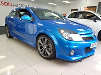 USED 2009 59 VAUXHALL ASTRA 2.0 VXR+LEATHER+19''ALLOYS+SERVICE HISTORY+FEW MODS ON VEHICLE+