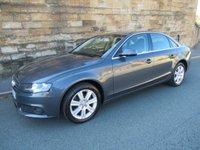 2010 AUDI A4 2.0 TDI SE 4d 141 BHP £4990.00