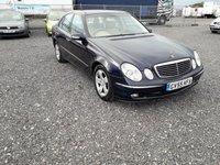 2005 MERCEDES-BENZ E CLASS 3.0 E280 CDI AVANTGARDE 4d AUTO 187 BHP £2395.00
