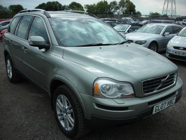 2007 07 VOLVO XC90 2.4 D5 SE LUX AWD 5d AUTO 185 BHP