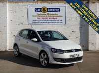 USED 2013 63 VOLKSWAGEN POLO 1.6 SEL TDI 5d 89 BHP VW History Bluetooth + Sensors Buy Now, Pay in 2 Months!
