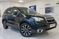 2018 SUBARU FORESTER 2.0 i XT Turbo CVT £27950.00