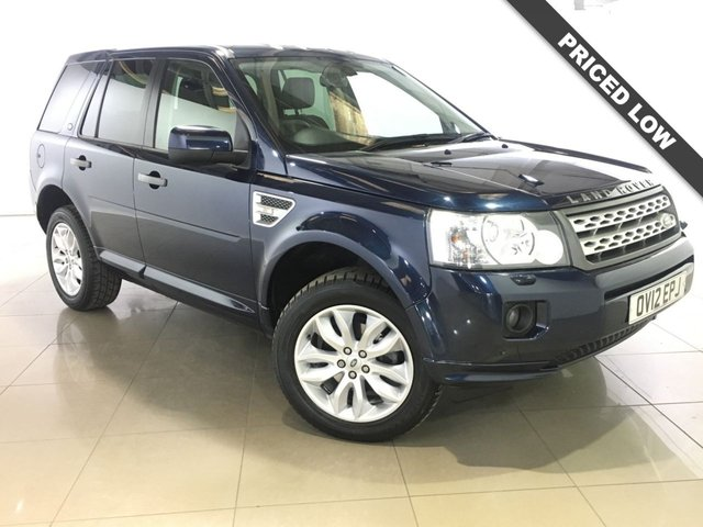 View our 2012 12 LAND ROVER FREELANDER 2.2 SD4 XS 5d AUTO 190 BHP