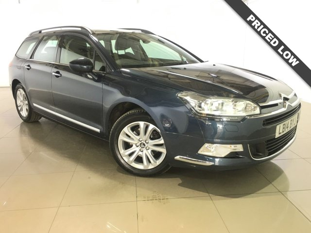 View our 2014 14 CITROEN C5 1.6 HDI VTR PLUS 5d 112 BHP