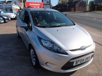 2009 FORD FIESTA 1.4 STYLE PLUS 5d AUTO 96 BHP £4995.00