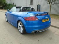 USED 2009 09 AUDI TT AUDI TT TTS ROADSTER CONVERTIBLE S TRONIC QUATTRO FULL AUDI HISTORY 38,000 PART EXCHANGE AVAILABLE / ALL CARDS / FINANCE AVAILABLE