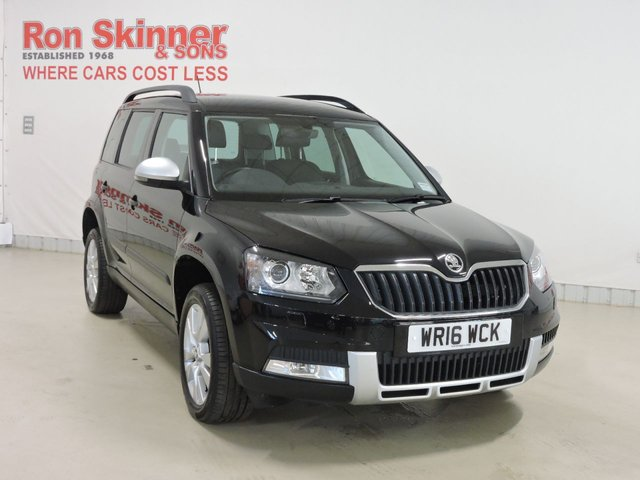 View our 2016 16 SKODA YETI 2.0 OUTDOOR SE L TDI SCR 5d 109 BHP