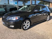 USED 2008 08 MAZDA 3 2.0 SPORT 5d 150 BHP New 12 Month MOT and Service Included in Sale