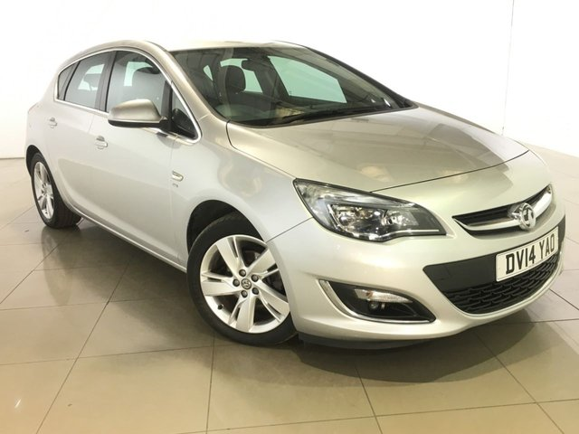 View our 2014 14 VAUXHALL ASTRA 1.6 SRI 5d 113 BHP