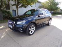 USED 2011 AUDI Q5 2011 AUDI Q5 2.0TDI QUATTRO S LINE FULL LEATHER SAT NAV 80000 MILES PART EXCHANGE AVAILABLE / ALL CARDS / FINANCE AVAILABLE