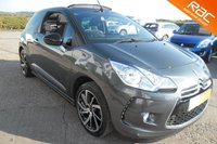 USED 2015 65 DS DS 3 1.2 PURETECH DSTYLE NAV S/S 3d 109 BHP