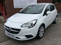 USED 2015 65 VAUXHALL CORSA 1.2 EXCITE AC 5d 69 BHP **ZERO DEPOSIT FINANCE AVAILABLE** PART EXCHANGE WELCOME