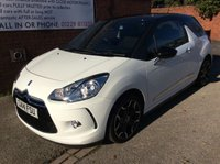 2014 CITROEN DS3 1.6 DSTYLE PLUS 3d 120 BHP £6995.00