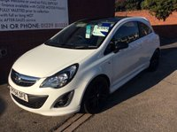 2014 VAUXHALL CORSA 1.2 LIMITED EDITION 3d 83 BHP £6395.00