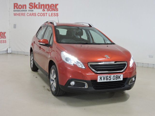 View our 2015 65 PEUGEOT 2008 1.6 BLUE HDI ACTIVE 5d 75 BHP