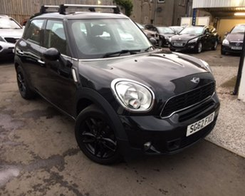2012 MINI COUNTRYMAN 2.0 COOPER SD 5d 141 BHP £9195.00