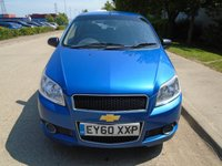 USED 2010 60 CHEVROLET AVEO 1.2 S A/C 3d 83 BHP PART EXCHANGE AVAILABLE / ALL CARDS / FINANCE AVAILABLE