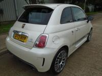 USED 2013 13 ABARTH 595 1.4 T-JET 160BHP ABARTH 595 COMPETIZIONE ONLY 39,000 MILES PART EXCHANGE AVAILABLE / ALL CARDS / FINANCE AVAILABLE