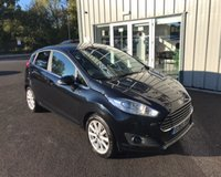 USED 2015 65 FORD FIESTA 1.0 TITANIUM ECOBOOST (125PS) THIS VEHICLE IS AT SITE 1 - TO VIEW CALL US ON 01903 892224
