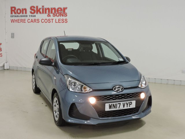View our 2017 17 HYUNDAI I10 1.0 S 5d 65 BHP