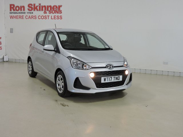 View our 2017 17 HYUNDAI I10 1.0 SE 5d 65 BHP