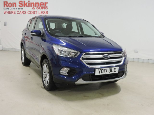 View our 2017 17 FORD KUGA 2.0 ZETEC TDCI 5d AUTO 148 BHP