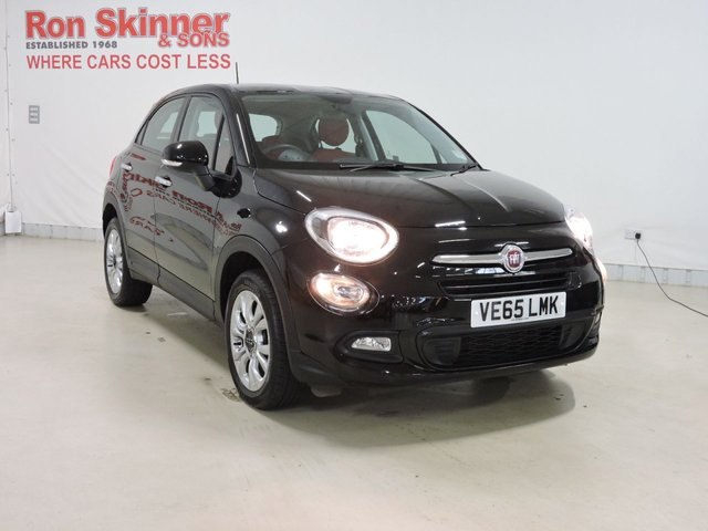 View our 2015 65 FIAT 500X (71) 1.6 POP STAR 5d 110 BHP