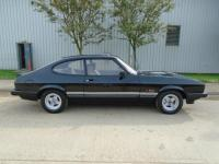 USED 1987 FORD CAPRI 2.0 LASER ONLY 85,000 MILES CLASSIC INVESTMENT IMMACULATE PART EXCHANGE AVAILABLE / ALL CARDS / FINANCE AVAILABLE