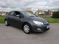 USED 2010 59 VAUXHALL ASTRA 1.6 EXCLUSIV 5d 113 BHP