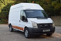 USED 2010 60 FORD TRANSIT 2.4 350 H/R 140 BHP