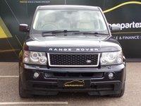 USED 2007 07 LAND ROVER RANGE ROVER LAND ROVER RANGE ROVER SPORT SAT NAV SIDE STEPS HARMON KARDON XENON PART EXCHANGE AVAILABLE / ALL CARDS / FINANCE AVAILABLE