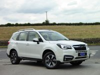 USED 2018 68 SUBARU FORESTER 2.0 I XE PREMIUM 5d 148 BHP THE LAST MANUAL FORESTER, AS NEW - DELIVERY MILES