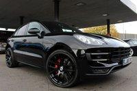2015 PORSCHE MACAN 3.6 TURBO PDK 5d AUTO 400 BHP £49990.00
