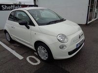 USED 2013 63 FIAT 500 1.2 POP 3d 69 BHP ELECTRIC WINDOWS CENTRAL LOCKING POWER STEERING START / STOP TECHNOLOGY