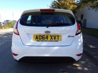 USED 2014 64 FORD FIESTA  1.6 POWERSHIFT PETROL AUTOMATIC ZETEC ONLY 29,000 MILES PART EXCHANGE AVAILABLE / ALL CARDS / FINANCE AVAILABLE
