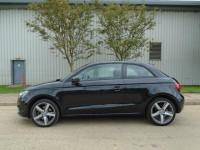 USED 2011 61 AUDI A1 1.4 TFSI SPORT PETROL SAT NAV ONLY 60,000 MILES PART EXCHANGE AVAILABLE / ALL CARDS / FINANCE AVAILABLE