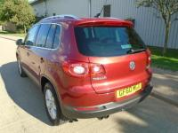 USED 2010 60 VOLKSWAGEN TIGUAN 2.0TDI 4 MOTION FULL HISTORY 66,000 MILES PART EXCHANGE AVAILABLE / ALL CARDS / FINANCE AVAILABLE