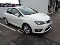 USED 2013 13 SEAT IBIZA 1.2 TSI FR 5d 104 BHP £160 A MONTH £ 30 ROAD TAX MAIN DEALER SERVICE HISTORY SUPPLIED WITH FULL MOT