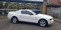 USED 2008 57 FORD MUSTANG 4.0 V6 Premium STUNNING NEW IMPORT REGISTERED AND READY TO GO! With this Mustang, Ford designers hit it just right, capturing echoes of the models glory days while giving it enough modern spin to make it contemporary.