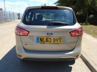 USED 2013 63 FORD B-MAX 1.6 POWERSHIFT AUTOMATIC PETROL ZETEC 1 OWNER PART EXCHANGE AVAILABLE / ALL CARDS / FINANCE AVAILABLE