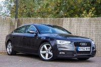 2012 AUDI A5 2.0 SPORTBACK TDI S LINE 5d 177 BHP £12500.00