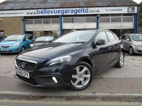2015 VOLVO V40 2.0 D2 CROSS COUNTRY LUX 5d AUTO 118 BHP £12995.00