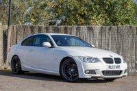 2013 BMW 3 SERIES 2.0 320D M SPORT 2d 181 BHP £11250.00
