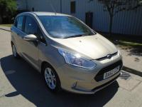 USED 2012 62 FORD B-MAX 1.6 POWERSHIFT AUTOMATIC ZETEC LOW MILEAGE PART EXCHANGE AVAILABLE / ALL CARDS / FINANCE AVAILABLE