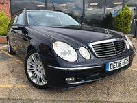 2006 MERCEDES-BENZ E CLASS 3.0 E280 CDI SPORT 5d AUTO 187 BHP £4595.00