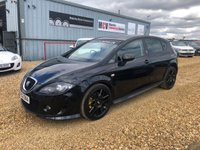 USED 2012 12 SEAT LEON 2.0 SUPERCOPA FR PLUS CR TDI 5d 168 BHP