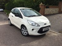 2011 FORD KA 1.2 STUDIO 3d 69 BHP PLEASE CALL TO VIEW £3950.00