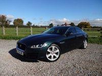 2015 JAGUAR XE 2.0 GTDI PORTFOLIO 4d AUTO 237 BHP £19490.00
